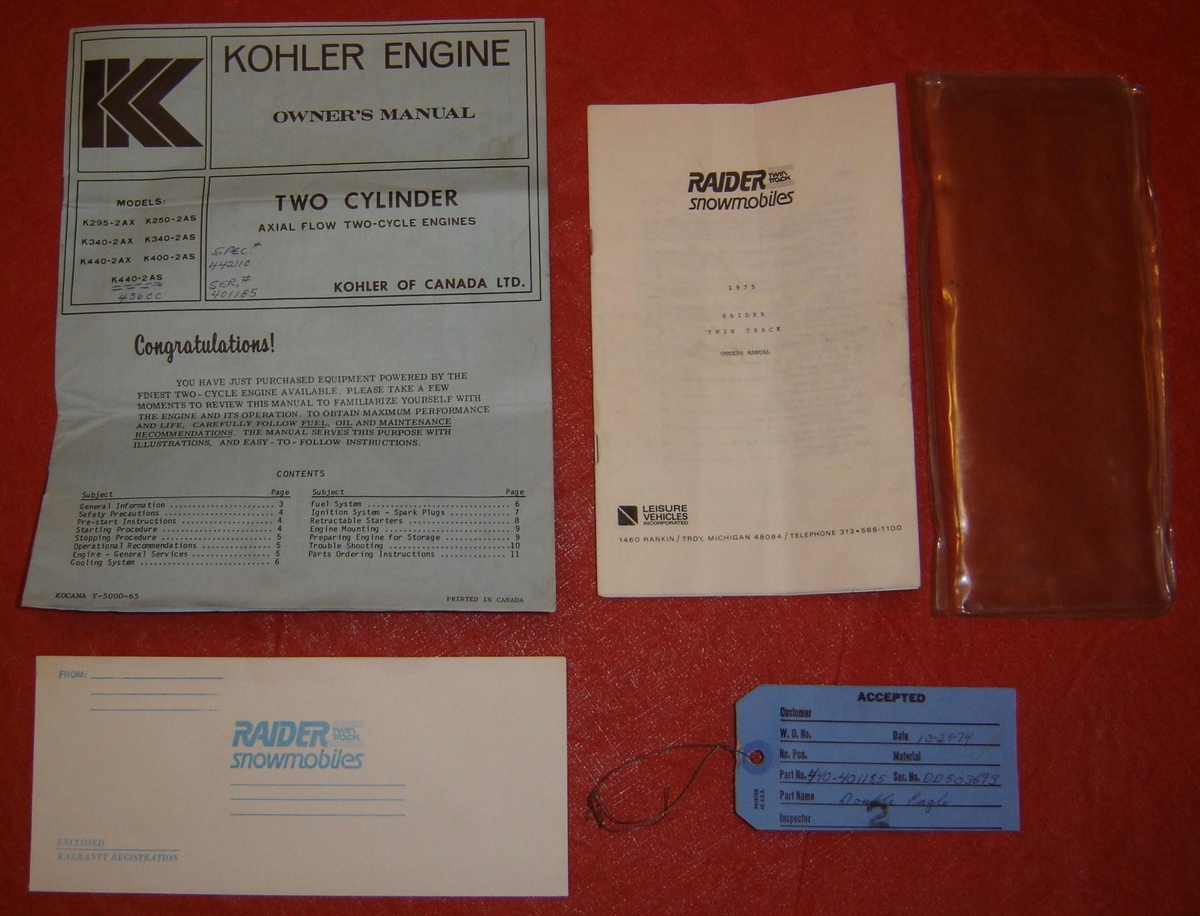2012-october-original-1975-manuals-raider-envelope