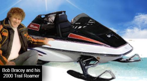 Ski Doo Parts >> Bob Bracey Bio | Twin Track World